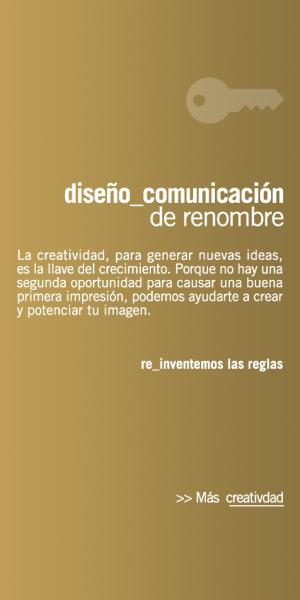 creatividad, diseño y comunicación