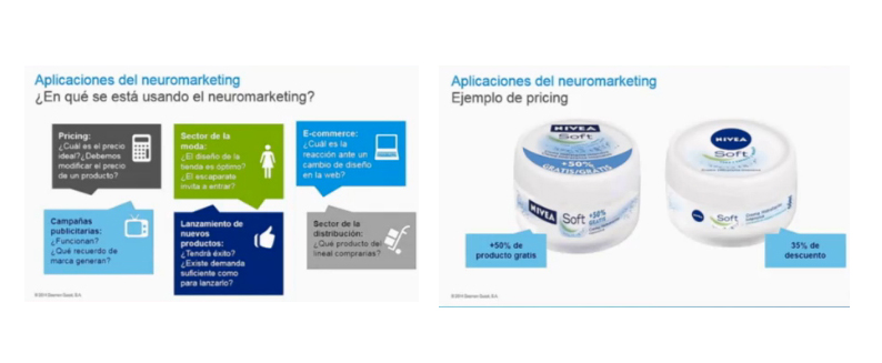 aplicaciones neuromarketing